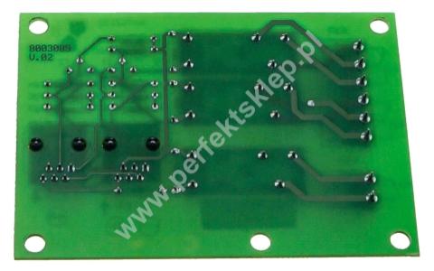Marantec relay board back
