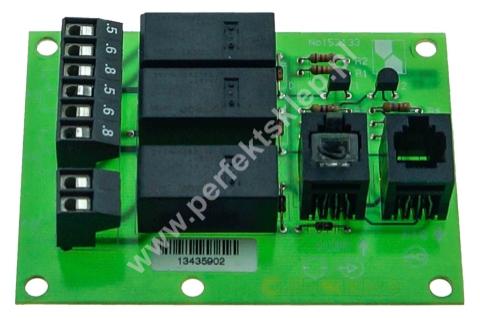 Marantec relay board front